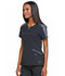 Photograph of Dickies Dynamix Shaped V-Neck Top in Black