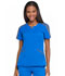 Photograph of Dickies Dickies Dynamix Shaped V-Neck Top in Royal