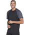 Photograph of Dickies Dynamix Men's Crew Neck Top in Black