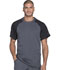 Photograph of Dickies Dynamix Men's Men's Crew Neck Top Gray DK670-PWT