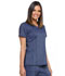 Photograph of Advance Women's V-Neck Top Blue DK680-NAVT