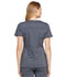 Photograph of Advance Women's V-Neck Top Pewter Twist DK680-PWTT