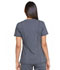 Photograph of Dickies Advance Two Tone Twist Women's V-Neck Top Pewter Twist DK690-PWTT