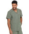 Photograph of Advance Men's Men's V-Neck 3 Pocket Top Green DK695-OLVT