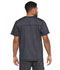 Photograph of Advance Men's Men's V-Neck 3 Pocket Top Black DK695-ONXT