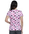 Photograph of Dickies Dickies Prints V-Neck Top in Actively Care