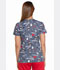 Photograph of Dickies Dickies Prints V-Neck Top in Nurse Life
