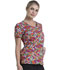 Photograph of Dickies Dickies Prints V-Neck Top in Stay On Tropic