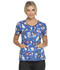 Photograph of Dickies Prints Women's V-Neck Top Unconditional Love DK700-UNLV