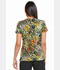Photograph of Dickies Dickies Prints V-Neck Top in Prowling Petals