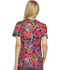 Photograph of Dickies Prints Women's V-Neck Top Falling For Flowers DK704-FALW