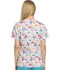 Photograph of Dickies Prints Women's V-Neck Top Hoo's In The Forest DK704-HOIF