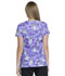 Photograph of Dickies Prints Women V-Neck Top Wish I Was A Unicorn DK708-WIUN