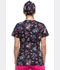 Photograph of Dickies Dickies Prints V-Neck Top in Beautiful Petals