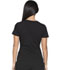 Photograph of Dickies Xtreme Stretch V-Neck Top in Black