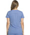 Photograph of Dickies Dynamix Women's Rounded V-Neck Top Blue DK720-CIE