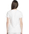 Photograph of Dickies Dynamix Rounded V-Neck Top in White