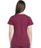 Photograph of Dickies Dynamix Women's Rounded V-Neck Top Red DK720-WIN