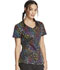 Photograph of Dickies Dickies Prints V-Neck Top in More Love