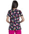Photograph of Dickies Prints Women's V-Neck Top Owl Awareness DK721-OWAW