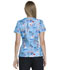Photograph of Dickies Prints Women's V-Neck Top Pardon My Frenchie DK721-PAMF