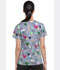Photograph of Dickies Prints Women's V-Neck Top So Meowgical DK721-SOMW
