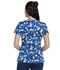 Photograph of Dickies Prints Women's V-Neck Top Starry Eyed Love DK721-STYE