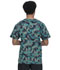 Photograph of Dickies Dickies Prints Men's V-Neck Top in Crosshatch Camo