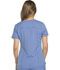 Photograph of Dickies Dynamix V-Neck Top in Ciel Blue