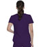 Photograph of Dickies Dickies Dynamix V-Neck Top in Eggplant