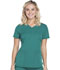 Photograph of Dickies Dickies Dynamix V-Neck Top in Hunter Green