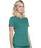Photograph of Dickies Dynamix Women's V-Neck Top Green DK730-HUN