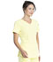 Photograph of Dickies Dickies Dynamix V-Neck Top in Lemon Twist
