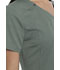 Photograph of Dickies Dynamix Women V-Neck Top Green DK730-OLV