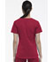 Photograph of Dickies Dynamix Women's V-Neck Top Red DK730-RED