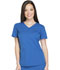 Photograph of Dickies Dickies Dynamix V-Neck Top in Royal