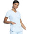 Photograph of Dickies Dynamix Women V-Neck Top Blue DK730-SILI