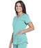 Photograph of Dickies Dynamix Women's V-Neck Top Blue DK730-TROA