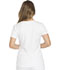 Photograph of Dickies Dynamix Women's V-Neck Top White DK730-WHT