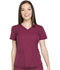 Photograph of Dynamix Women's V-Neck Top Red DK730-WIN