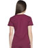Photograph of Dickies Dynamix Women's V-Neck Top Red DK730-WIN