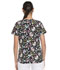 Photograph of Dickies Dynamix V-Neck Top in Blossom Burst