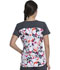Photograph of Dickies Dickies Prints V-Neck Top in Fast Forward Floral