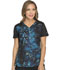Photograph of Dickies Dynamix Women's V-Neck Top Gone in A Dash DK732-GODS