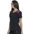 Photograph of Dickies Dickies Dynamix V-Neck Top in Black / Hot Pink