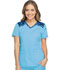 Photograph of Dickies Dynamix Women's V-Neck Top Blue DK740-BLCE