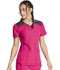 Photograph of Dickies Dickies Dynamix V-Neck Top in Cherry Punch