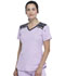 Photograph of Dickies Dickies Dynamix V-Neck Top in Lavender Spark