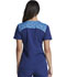 Photograph of Dynamix Women's V-Neck Top Blue DK740-NAV