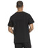 Photograph of Dickies Advance Men's V-Neck Top in Black